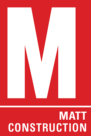 MATT Construction Logo
