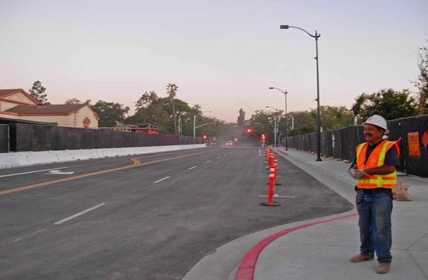 MATT Construction was keenly aware of the inconvenience caused by the closure of Crescent Drive and resequenced the project so the street could be reopened as soon as possible.