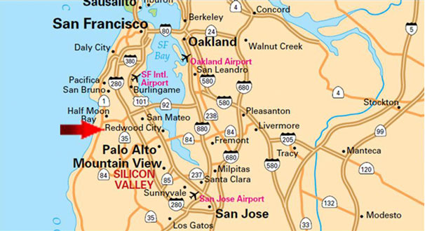 MATT's new offices are convenient to all of Northern California.